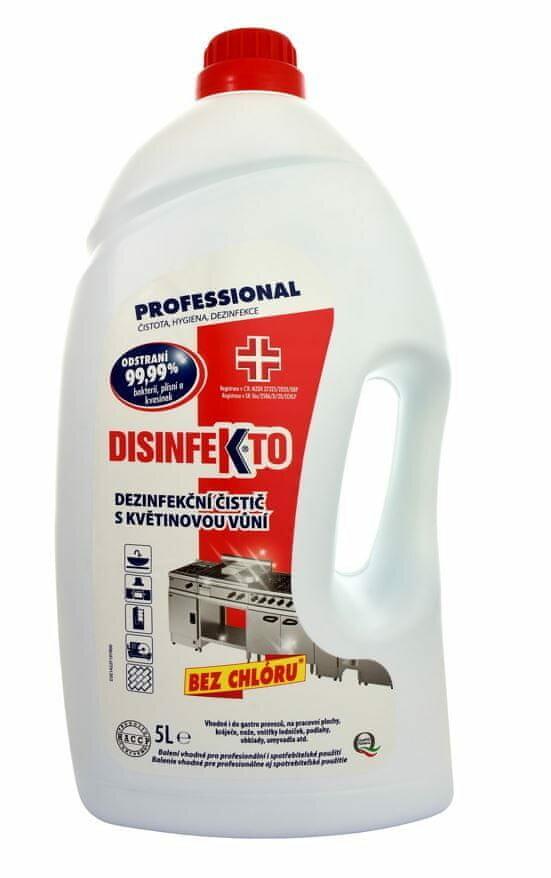 Disinfekto dezinfekční prostředek 5 l