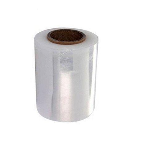 Ruční fixační stretch fólie transparent 23 µm, návin 150 bm, šíře 100 mm