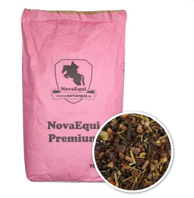 NovaEqui Pemium - fit směs pro koně a pony