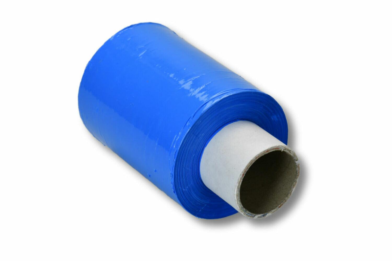 Ruční stretch fólie 100 mm modrá granát