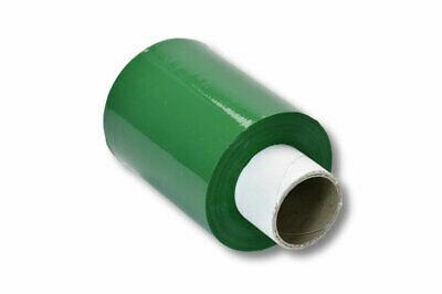 Ruční stretch fólie 100 mm zelená granát
