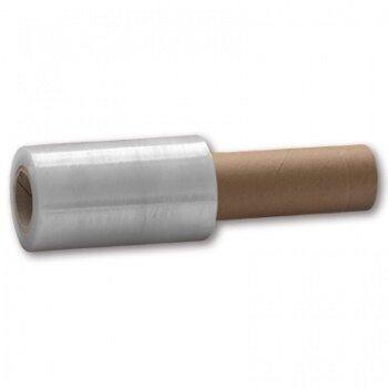 Ruční fixační fólie transparent granát, návin 150 bm, šíře 150 + chňapka