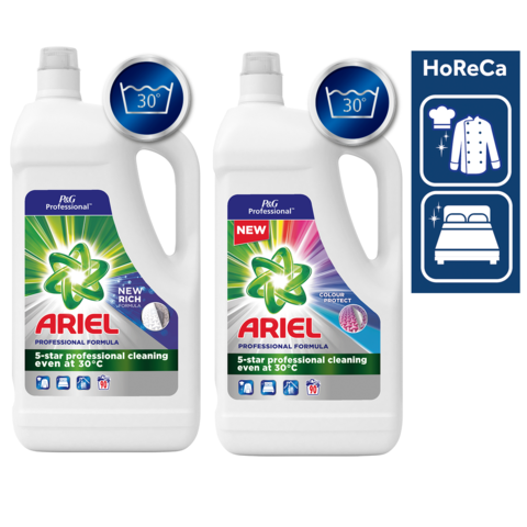 Ariel Professional gel na praní 4,95L, 90 dávek