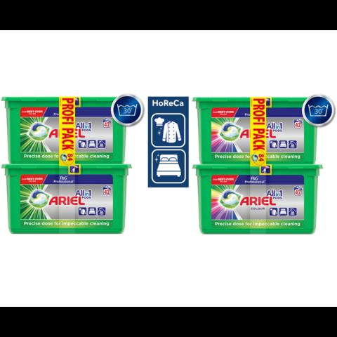 Ariel professional tablety na praní 2x42 ks