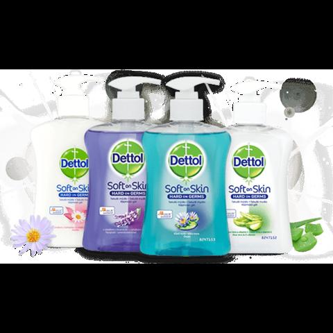 Dettol antibakteriální mýdlo dávkovač 250 ml