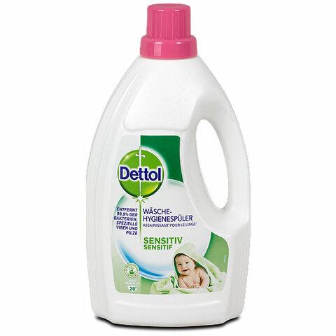 Dettol Sensitive hygienické máchadlo 1,5 litru (hygiene spüler)