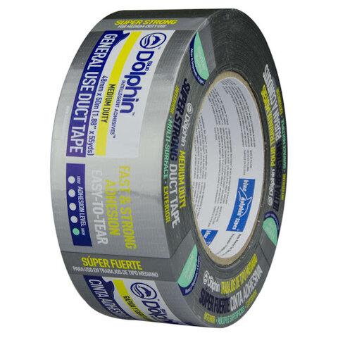 Dolphin Lepicí opravná páska DUCT TAPE, 48 mm x 50m