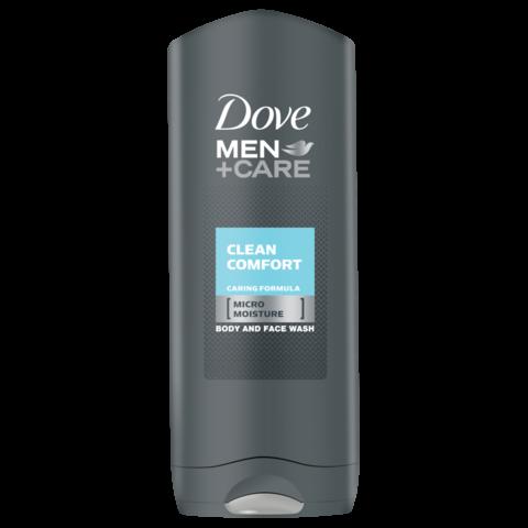 Dove Men+Care Clean Comfort sprový gel pro muže 250ml