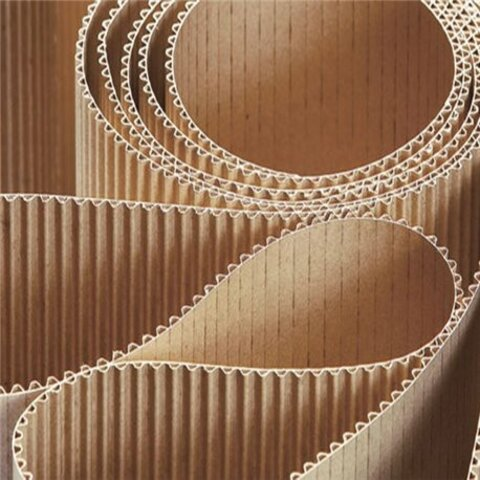 Dvouvrstvá papírová lepenka výše 120 cm
