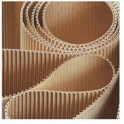 Dvouvrstvá papírová lepenka výše 80 cm