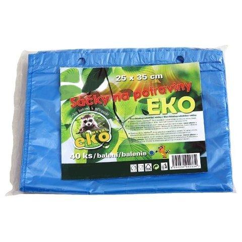 EKO mikrotenové sáčky na potraviny