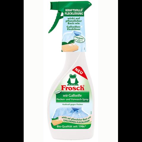 """Frosch Sprej na skvrny ala """"žlučové mýdlo"""""""