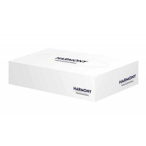 Harmony papírové kapesníčky v krabičce 2 vrstvé 100 ks