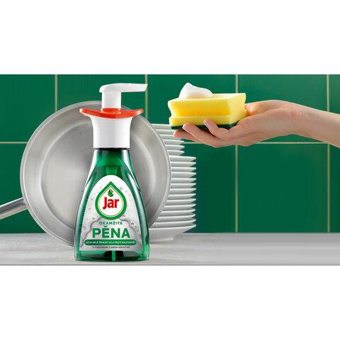 Jar prostředek na mytí nádobí pěna