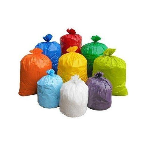 LDPE Pytle na odpad 120 L, 80my (role 15 ks) extra pevné