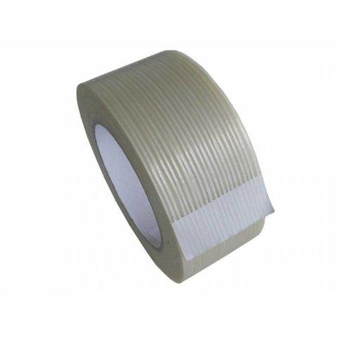 Lepící páska filamentní s podélnými skelnými vlákny