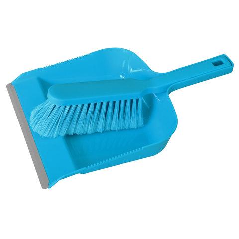 Modrá souprava smetáček s lopatkou
