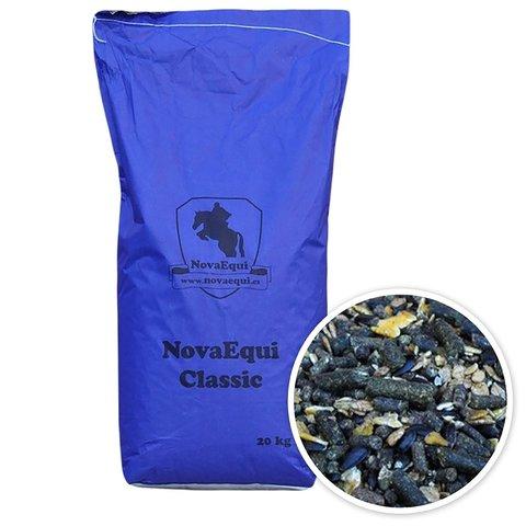 NovaEqui Classic - müsli pro koně a pony v hobby