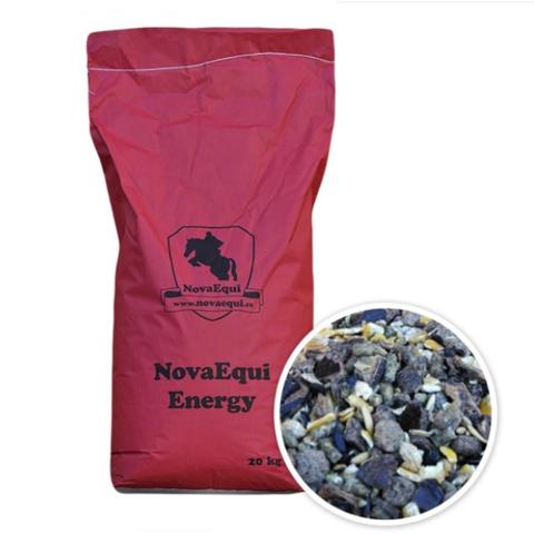 NovaEqui Energy - müsli pro sportovní koně