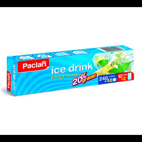 PACLAN Samozavírací sáčky na led