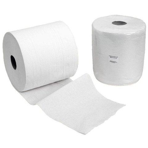 Papírový ručník v roli maxi, 2 vrstvy, 125 metrů - MAXI