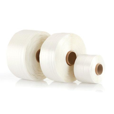 PES vázací páska příčně tkaná