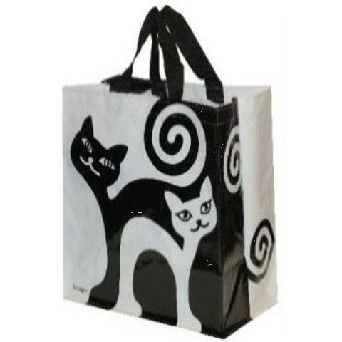 PP taška s motivem koček 35x35x20cm