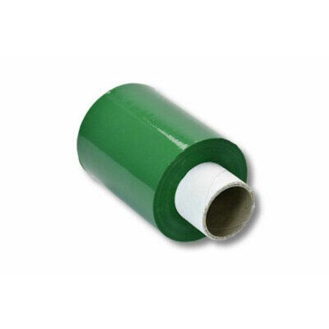 Ruční streč fólie 100 mm zelená granát