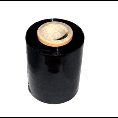 Ruční stretch fólie černá 250 mm