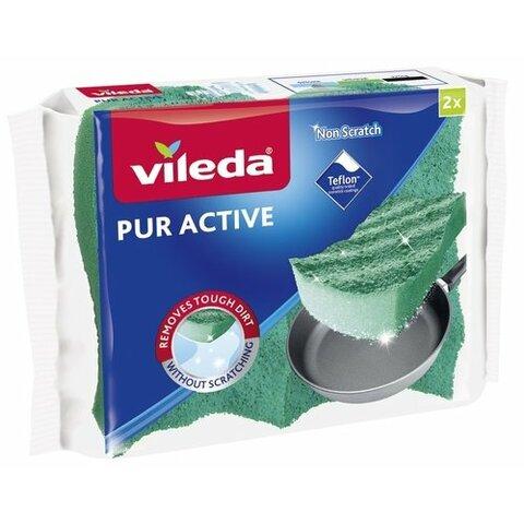 Vileda Pur Active houbičky 2 ks