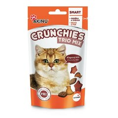 Akinu CRUNCHIES pro kočky 50g