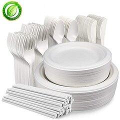 BIOLOGIC jednorázové nádobí