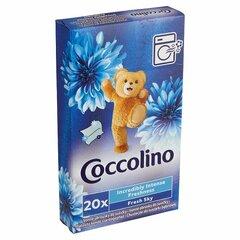 Coccolino ubrousky do sušičky Fresh Sky 20 ks