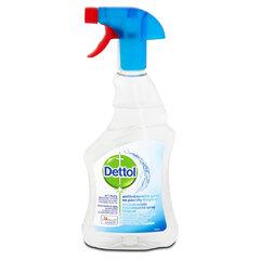 Dettol Antibakteriální sprej na povrchy 500ml a náhradní náplň 1200 ml