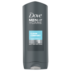 Dove Men+Care Clean Comfort sprový gel pro muže 250ml