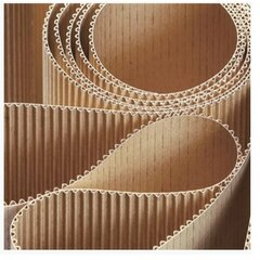 Dvouvrstvá papírová lepenka výše 105 cm