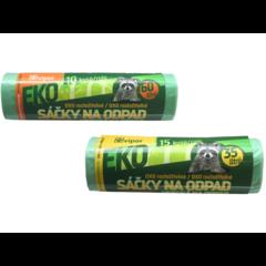 Ekologické pytle do koše 35 L a 60 L