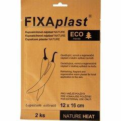 Fixaplast Eco náplast 2ks hřejivá, kapsaicínová