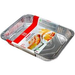 Forma aluminiová na pečení 2,6L - 2 ks