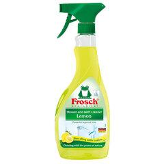 Frosch čistič koupelny citrón 500ml