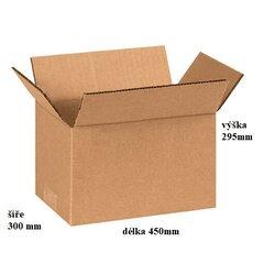 Krabice klopová 3vvl 450 x 300 x 295mm