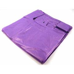 Mikrotenová taška fialová 100 ks