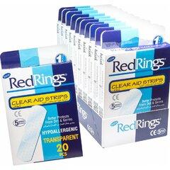 Náplasti RedRings 20 ks