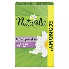 NATURELLA CAMOMILE SLIP NORMAL PLUS 50 KS