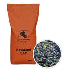 NovaEqui Lac - Müsli pro chovné klisny a hříbata