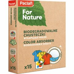 Paclan for nature Color Catcher ubrousky na praní pohlcující barvu 15ks