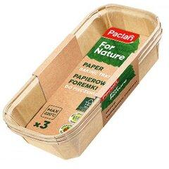 Paclan for nature papírová forma na pečení 3ks