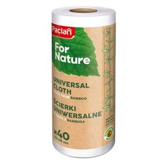 Paclan for nature rozložitelné bambusové utěrky 40ks/role
