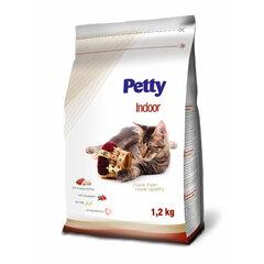 Petty Indoor s brusinkou 1,2 kg
