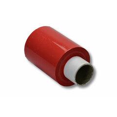 Ruční stretch fólie 100 mm červená granát